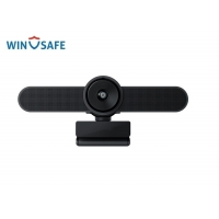 Buy cheap Black 1080P 2.1MP Wide FOV USB Webcam With 2 Built-in Microphone from wholesalers