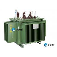Buy cheap Pole mounted ONAN / Oil Immersed Distribution Transformer / Auxiliary Transformer from wholesalers