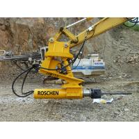 Buy cheap High Performance Down The Hole Drilling Hydraulic Rock Splitter For Quarrying Splitting from wholesalers