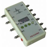 Buy cheap Abnormal waveform ECG signal simulator, Arrhythmia, PVC, VPC, ECG signal generator from wholesalers