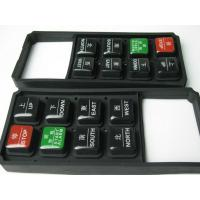 Buy cheap Long Life Tactile Epoxy Silicone Rubber Keypad / Conductive Rubber Keypads from wholesalers