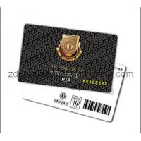 Buy cheap Barcode Card/Plastic Card/VIP Card from wholesalers