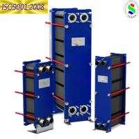 Buy cheap new brand relate to Sondex S8 plate type heat exchanger with steam to water from wholesalers