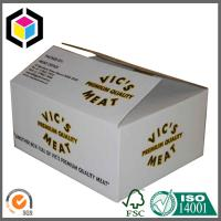 Buy cheap Colorful Offset Print Corrugated Carton Packaging Box Storage Box product