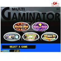 Buy cheap 5 In 1 Gaminator Casino Pcb Board V1 For Video Slot And Casino Machines from wholesalers