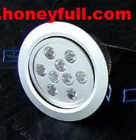 Buy cheap 27W RGBW LED recessed lighting,led einbauleuchten from wholesalers