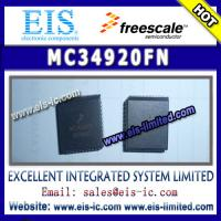 Buy cheap MC34920FN - FREESCALE - 2.8 ohm (Typ) Quad H-Bridge Motor Driver - sales009@eis-ic.com from wholesalers