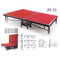 Buy cheap 8ft*4ft Folding In Half Movable Stage from wholesalers