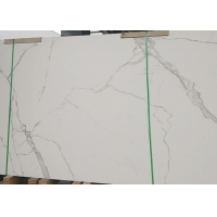 Buy cheap Calaeatta White 3mm Marble Sintered Stone Cladding product