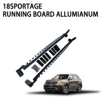 Buy cheap Aluminium Off Road Step Bars Unique Look Design Low Profile Silver Color from wholesalers