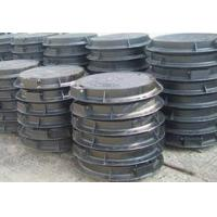 China Ductile Iron Manhole Cover  made in china for export with low price on buck sale for export on sale