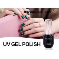 OEM Bulk 1kg UV LED Gel Nail Polish For UV Lamp Cure Machine No Fade