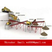 Buy cheap Automatic Stone Crushing Plant 20-500 T/H High Working Efficiency Reliable Performance from wholesalers