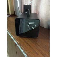 5000CBM Metal Shell Large Essential Oil Diffuser Black   , HVAC Large Room Oil Diffuser 5.25kg