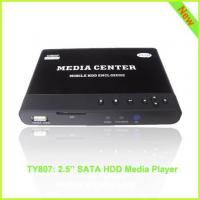 Buy cheap TY807: 1080p HDD Media Mobile Player F10 from wholesalers