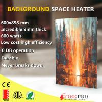 Buy cheap Printed Canvas Infrared Electric Panel Heater from wholesalers