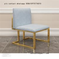 Buy cheap chair gold metal base mirror or brushed stainless steel table frames from wholesalers
