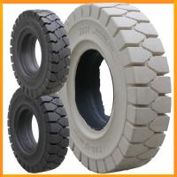 Buy cheap High Quality Forklift Solid Tire 6.00-9 6.50-10 7.00-12 28x9-15 from wholesalers