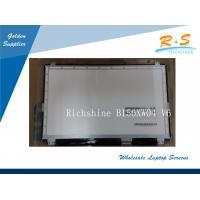 """TFT LCD Screen B156XW04 V6 / B156XTN04.2 N156BGE-L41  for 15.6 """" slim led 40pin"""