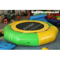 Buy cheap Inflatable Water Trampoline from wholesalers