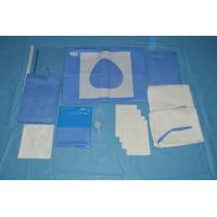 Buy cheap Disposable Hospital Abdominal Pack Operating Room Drapes Anti Static from wholesalers