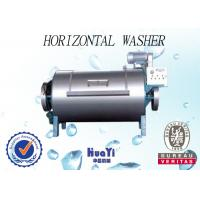 Buy cheap Water Saving Horizontal Commercial Washing Machines Of 100kg - 300kg Capacity from wholesalers