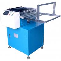Buy cheap CNC Silicone Slitting Machine from wholesalers