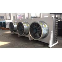 Buy cheap Blast freezer blue fin air refrigeration unit cooler for fresh fruit cold storage product