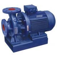 Buy cheap Single-stage centrifugal pump ISW from wholesalers