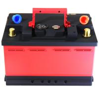 Buy cheap Red And Black Lifepo4 Battery Cells / Lithium Phosphate Car Battery CE FC RoHS from wholesalers