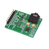 Buy cheap Breakout Board for Si4703 FM Tuner  (Radio Data Service (RDS) and Radio Broadcast Data Service (RBDS) ) from wholesalers