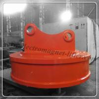 Buy cheap 800mm diameter Excavator Lifting Electromagnet for Steel Scraps from wholesalers