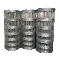Buy cheap High Tensile Field Wire Fence 1.8-2.5mm Inner Wire Diameter Customized Height from wholesalers