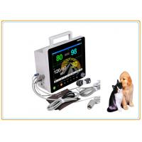Buy cheap 12.1 Inch Screen Vet Patient Monitor Large Storage Capacity Rechargeable Li Battery product