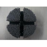 Buy cheap Deburring Brushes For Cnc Machines , 120 Grit Abrasive Disc Segment Brush from wholesalers