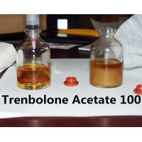 Buy cheap Injectable Trenbolone Acetate 100mg For Bodybuilding , Anabolic Steroids Injections from wholesalers
