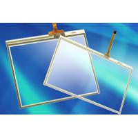 Buy cheap Customized 4W Resistive Touch Panel with USB Cable and Controller from wholesalers