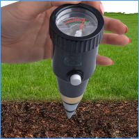 Buy cheap Portable Digital Soil Fertility Meter For Flower / Weeds , 160mm X 50mm from wholesalers