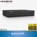 Buy cheap 1080P 16CH HD-SDI Hybrid DVR DVR from wholesalers