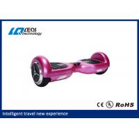 Buy cheap Shiny Metallic Color Self Balancing Unicycle Electric Scooter With Bluetooth Speaker from wholesalers