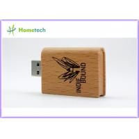 Buy cheap OEM Wooden USB Flash Drive Promotion Book Wood Pendrive 4GB Pen drive with Company Logo 4GB 8GB 16GB 32GB from wholesalers