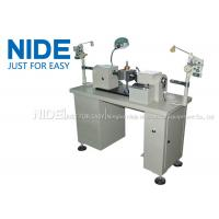 Buy cheap Small Double flyer Armature Winding Machine ceiling fan , armature rotor Coil winding machine from wholesalers