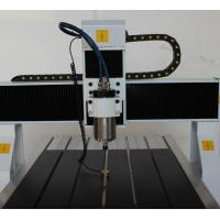 Buy cheap Hot sale small woodworking cnc router 6090 with dust collector ZK-6090-1.5KW 600*900mm from wholesalers