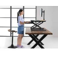Gas Spring Riser Height Adjustable Standing Desk Ergonomics Monitor Height