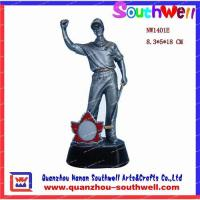 Buy cheap Polyresin golf awards.resin trophy,award from wholesalers