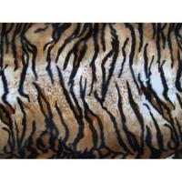 Buy cheap Printed velboa fabric from wholesalers
