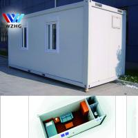 Buy cheap China flat pack homes , Two story container homes made in China from wholesalers