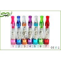 Buy cheap Rainbow CE4+ Atomizer Ego Clearomizer 1.6ml Capacity 7 Colors long Wicks Rebuildable Coils from wholesalers