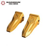 Buy cheap 20X-70-14160 Excavator Bucket Teeth A229900002157 Steel Casting from wholesalers