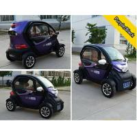 Buy cheap 72V 1000W / 1200W / 1500W Brushless Motor Electric Passenger Car With Four Wheels from wholesalers